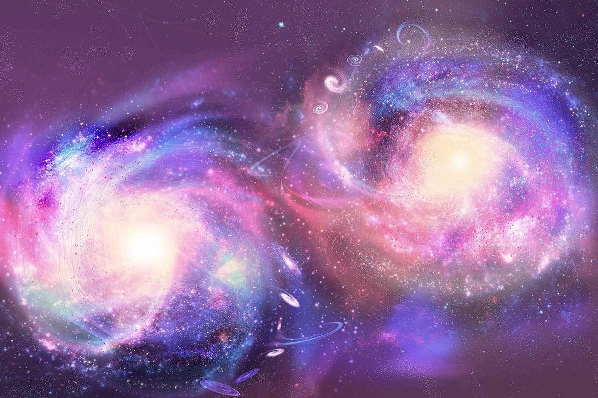 Ученые рассказали, когда Млечный путь столкнется с Андромедой