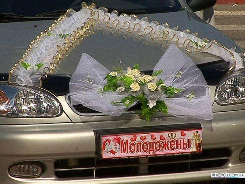 Лада «семерка» протаранила свадебный кортеж, уходя отпогони ГИБДД вСочи