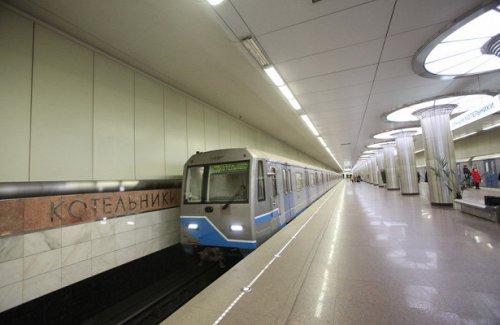 Около станции метро «Кузьминки» с29октября проездные можно приобрести наулице