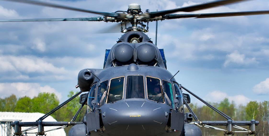 МЧСРФ вновь направились кместу крушения Ми-8 наШпицбергене