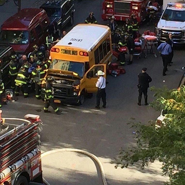 Данных опострадавших при теракте вНью-Йорке россиянах нет— ГенконсульствоРФ