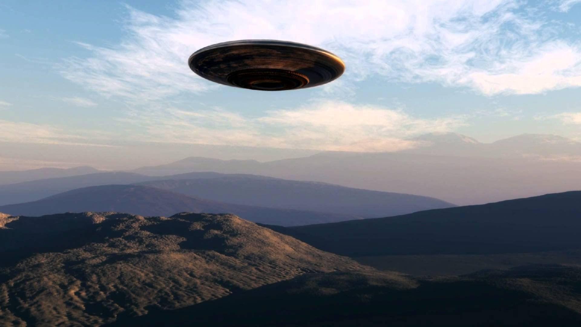 ВМФ США нашел  НЛО над Тихим океаном