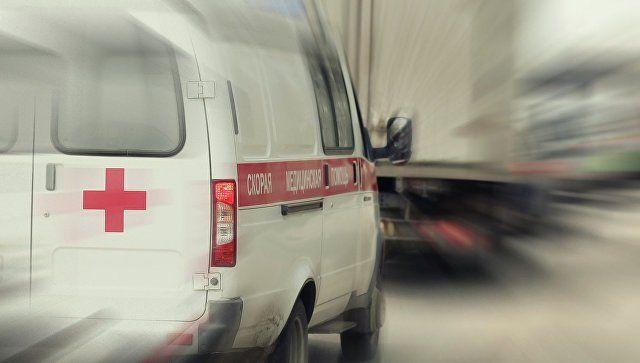 4  автомобиля столкнулись натрассе «Крым» вПодмосковье