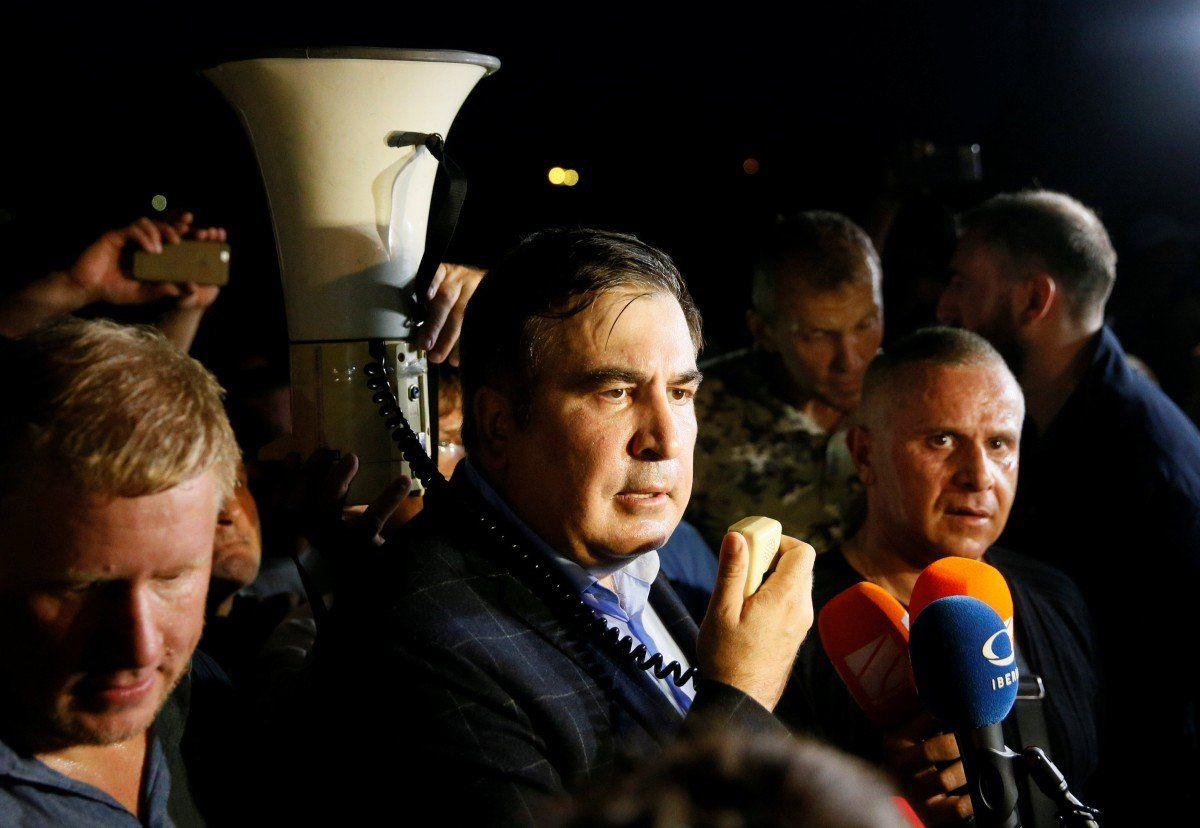 Украинский депутат назвал главную ошибку Михаила Саакашвили