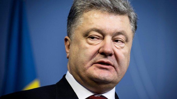 Активисты подожгли шины под Администрацией президента инаведались кособняку Порошенко