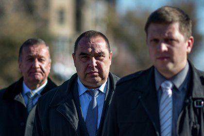 Плотницкий бежал в РФ вместе с«украинскими диверсантами»