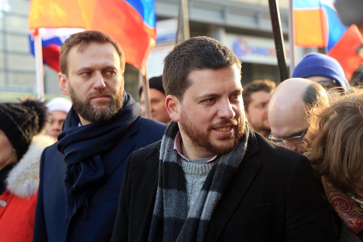 Леонида Волкова арестовали на30 суток
