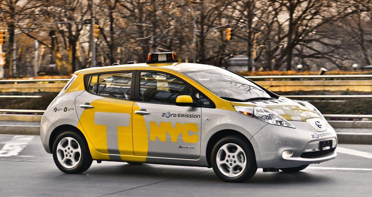 Ниссан начнет тестирования собственного беспилотного такси вначале весны