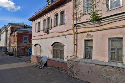 Скелет малыша отыскали вофисе вНижнем Новгороде