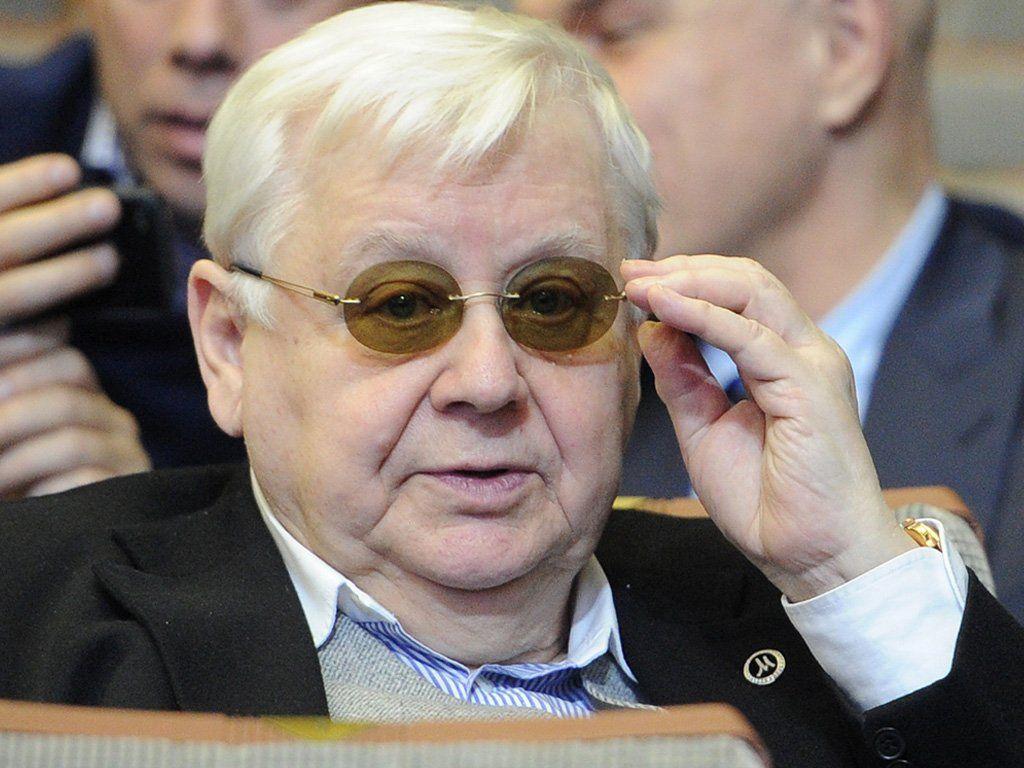 Театр Табакова отменил два спектакля сучастием артиста кначалу зимы