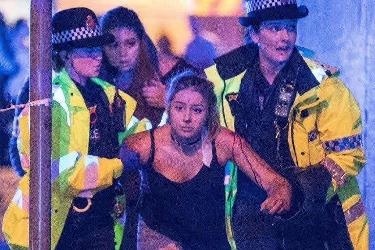 Ошибки спецслужб непозволили предотвратить теракт на«Манчестер-Арене»