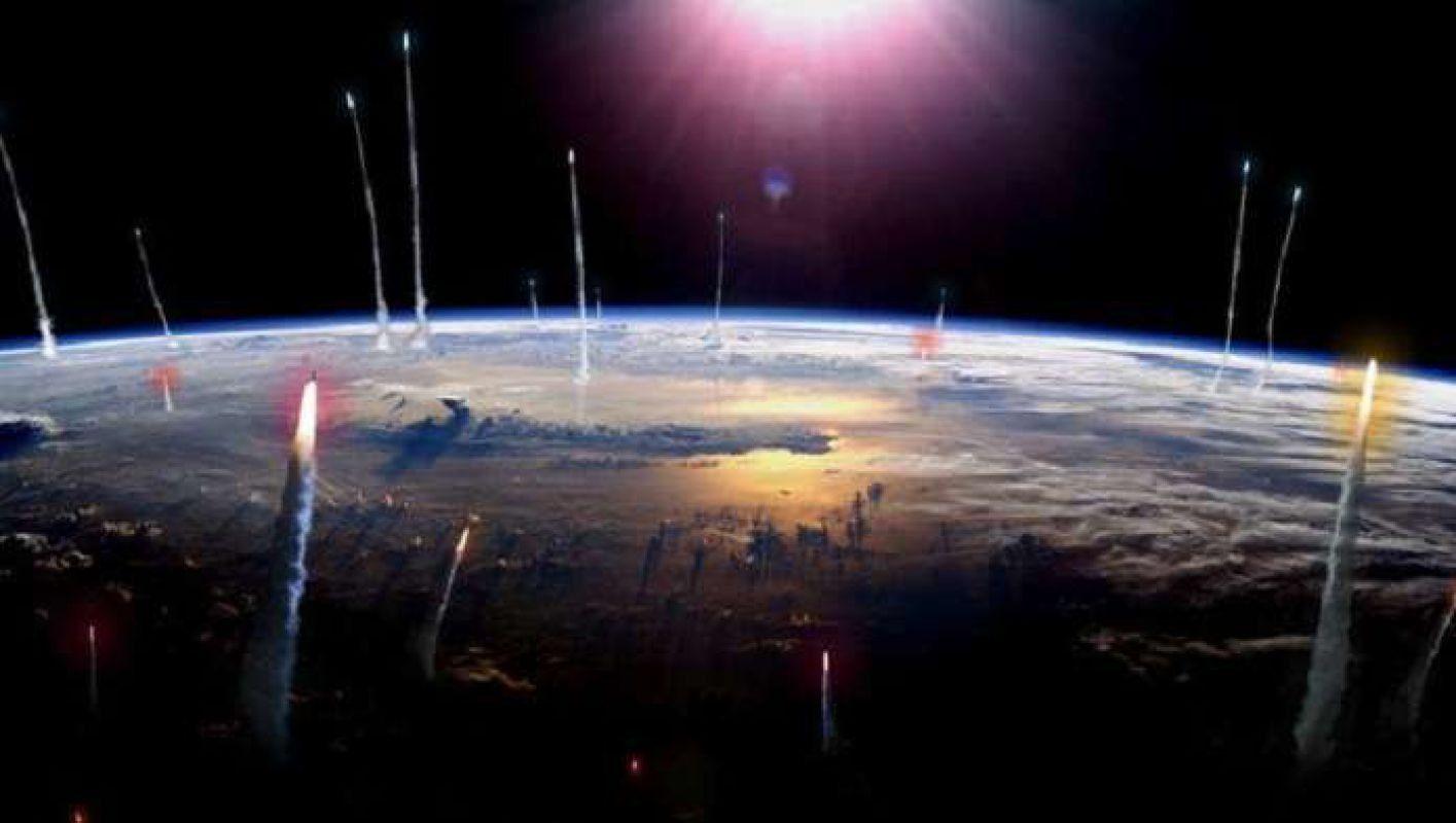 Эксперт: Инопланетян могла погубить галактическая война