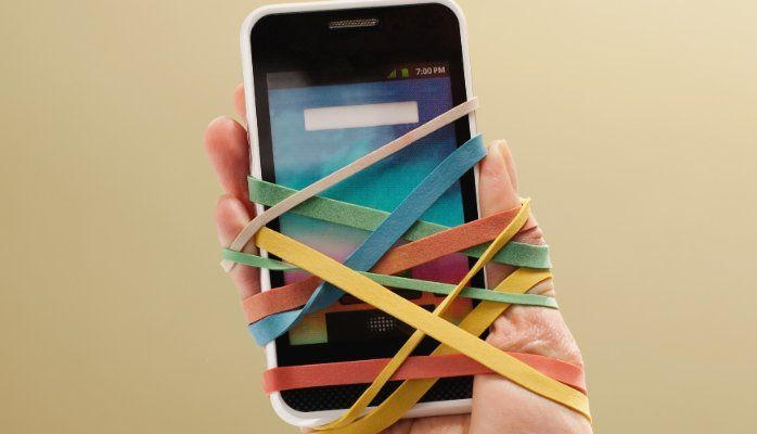 В РФ спроектирован необычайный способ разблокировки телефона