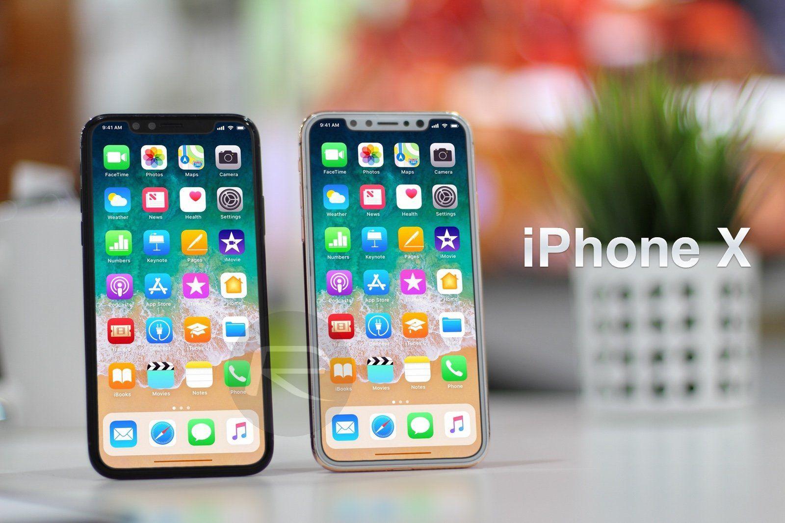 Цены на мобильные телефоны  iPhone Xзначительно упали натерритории Российской Федерации