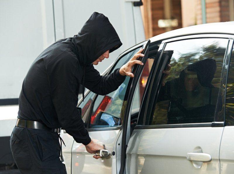«Удочка» возглавила топ-3 самых известных методов угона автомобилей