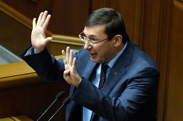 Дело против Саакашвили разваливают при помощи политизации— генеральный прокурор Украины
