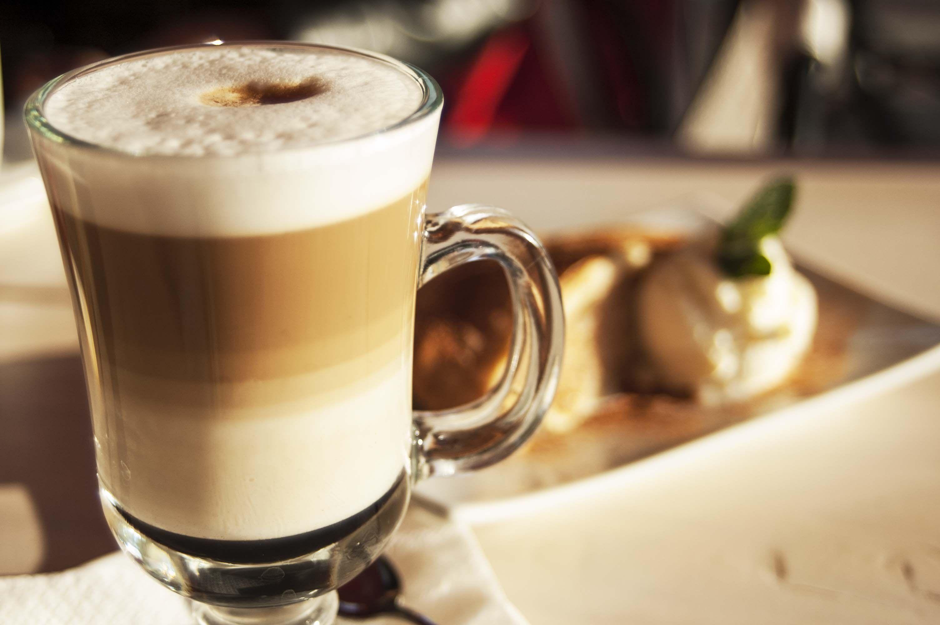 какой кофе лучше для латте