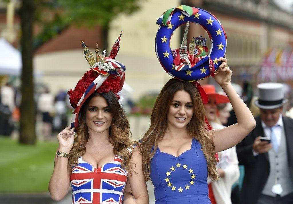 Опрос: число приверженцев членства Англии вЕС возросло на10%