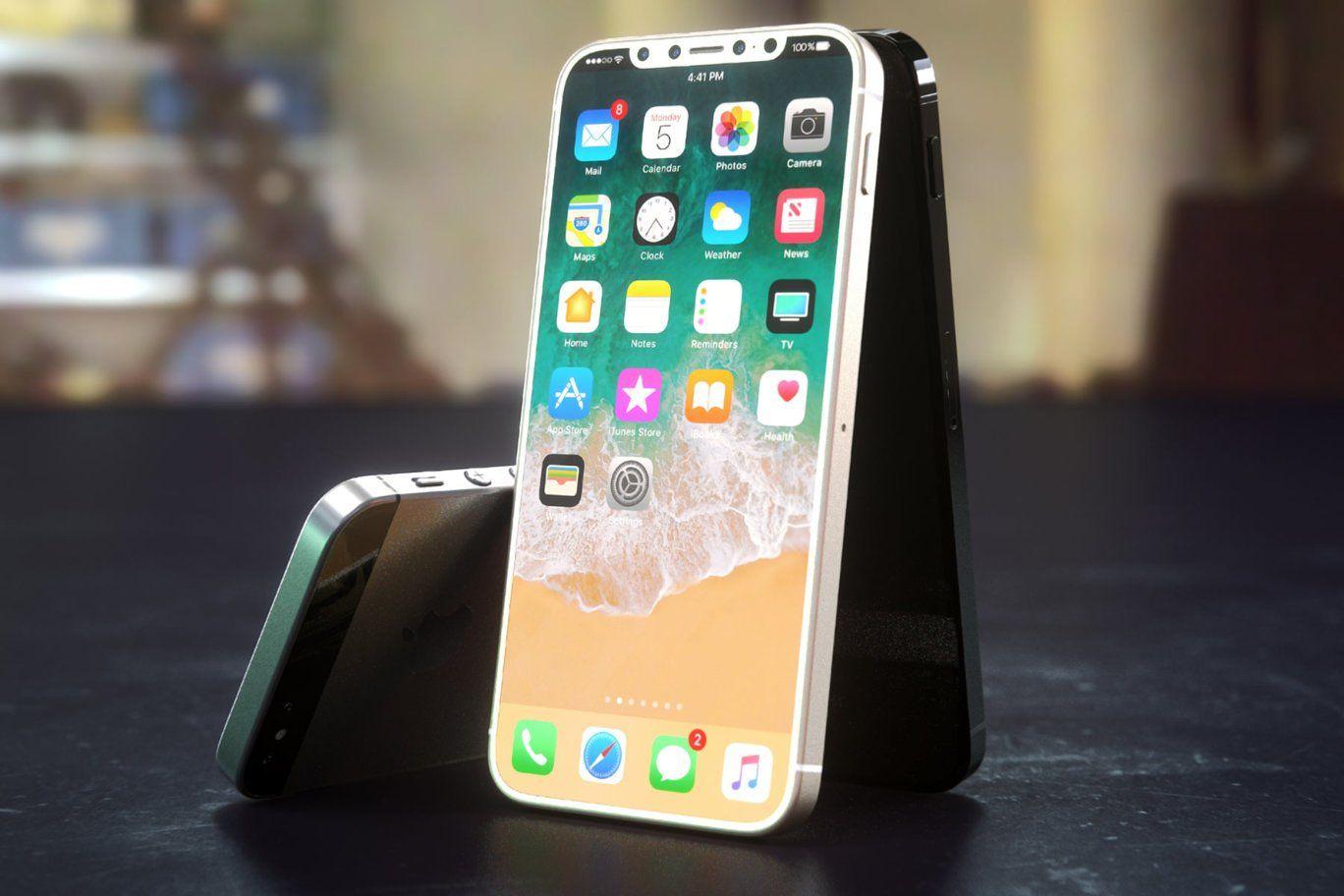 Вweb-сети интернет размещены первые кадры новейших моделей iPhone 2018 года