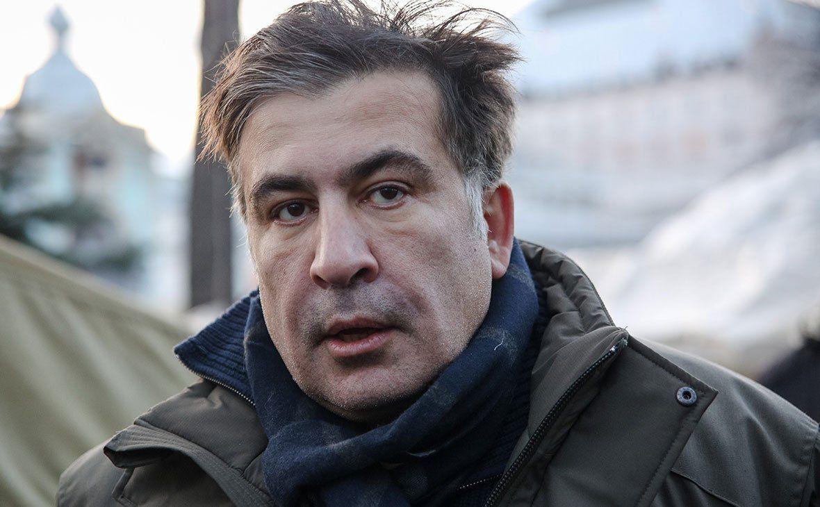 Саакашвили опроверг данные СМИ описьме кПорошенко спредложением мира