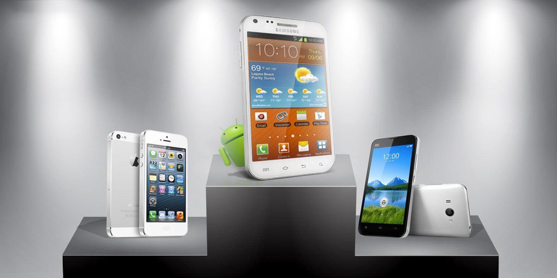 Стало известно, сколько Apple, Самсунг иHuawei накручивают на собственных телефонах