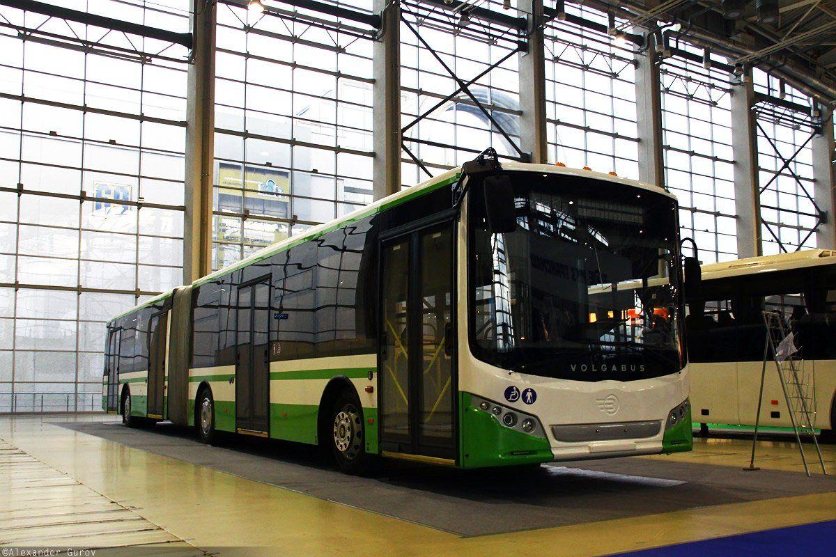 «Волгобасу» посоветовали увеличить запас автономного хода электробуса