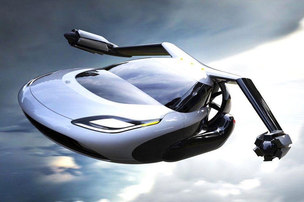 Первые летающие машины поступят в реализацию уже в2018 году