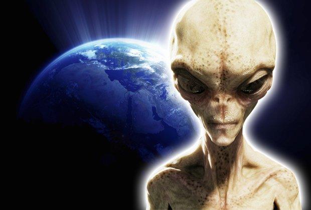 Видео свысадкой инопланетян наАляске взорвало Сеть