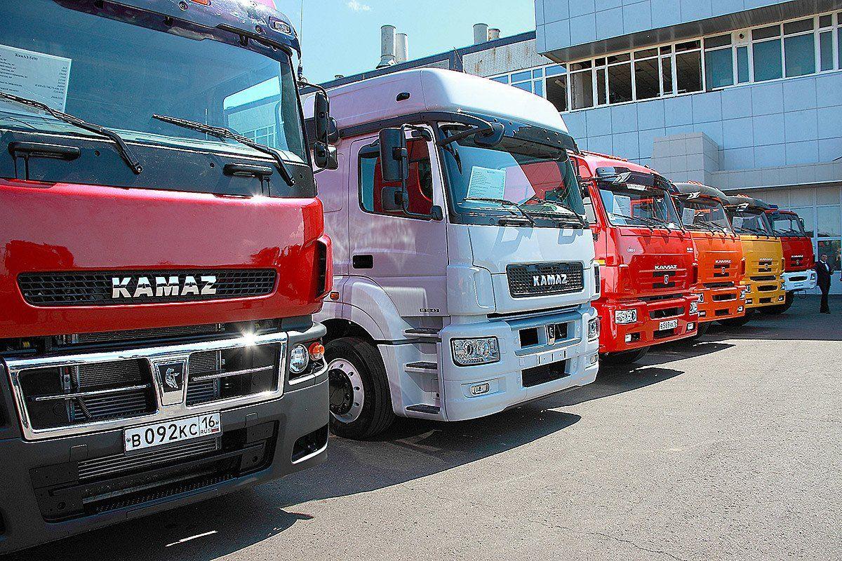 «КАМАЗ» увеличил объем производства на12 процентов в 2017-ом году