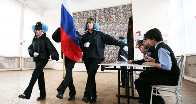 Вмосковском департаменте образования отозвались обидее уроков патриотизма школах Ульяновска