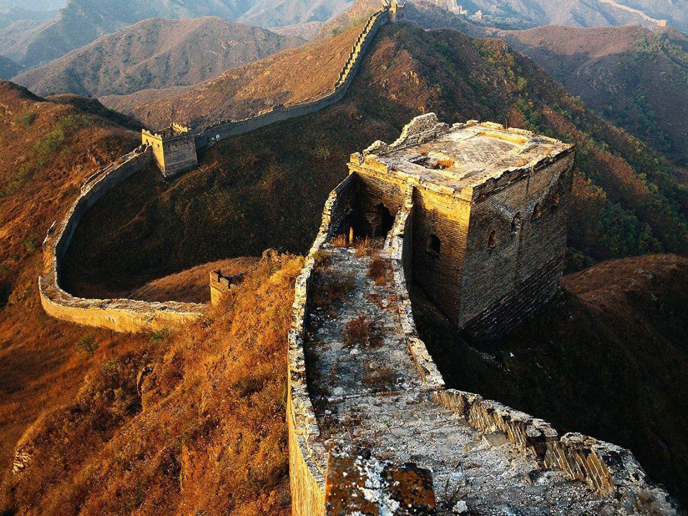 В «Поднебесной» планируют возвести еще одну «Великую стену»