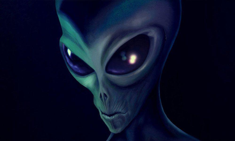Вweb-сети появились фотографии пришельца внутри появившегося вИталии НЛО