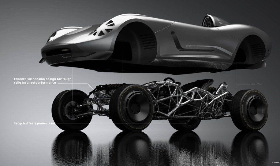 Автомобиль повашему дизайну смогут напечатать на3D принтере