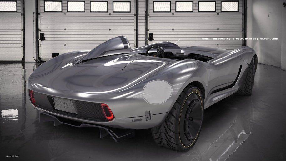 ВСША клиентам посоветовали самостоятельно спроектировать автомобиль