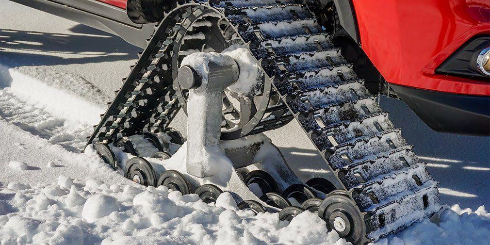 Ниссан покажет вЧикаго гусеничный концептуальный автомобиль 370Zki