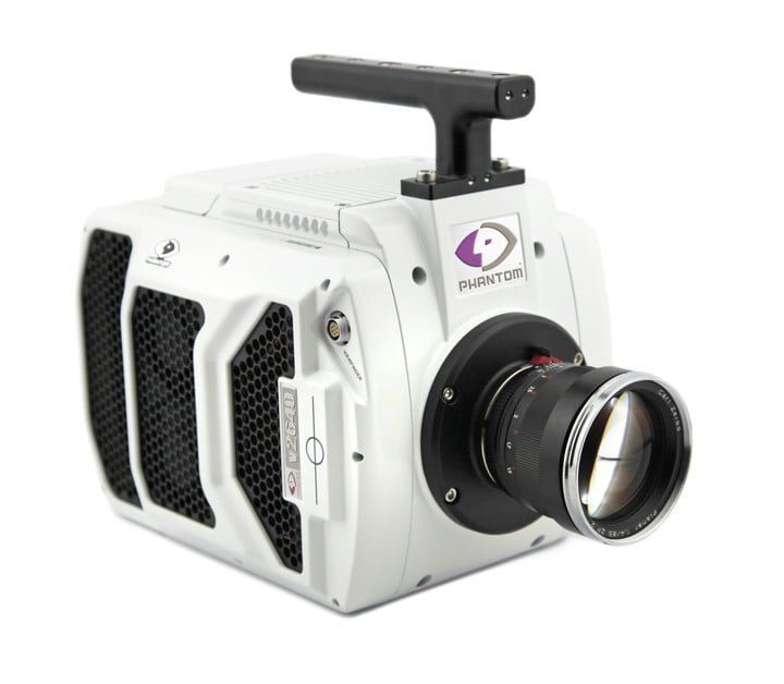 Выпущена камера, способная снимать 25030 кадров за секунду