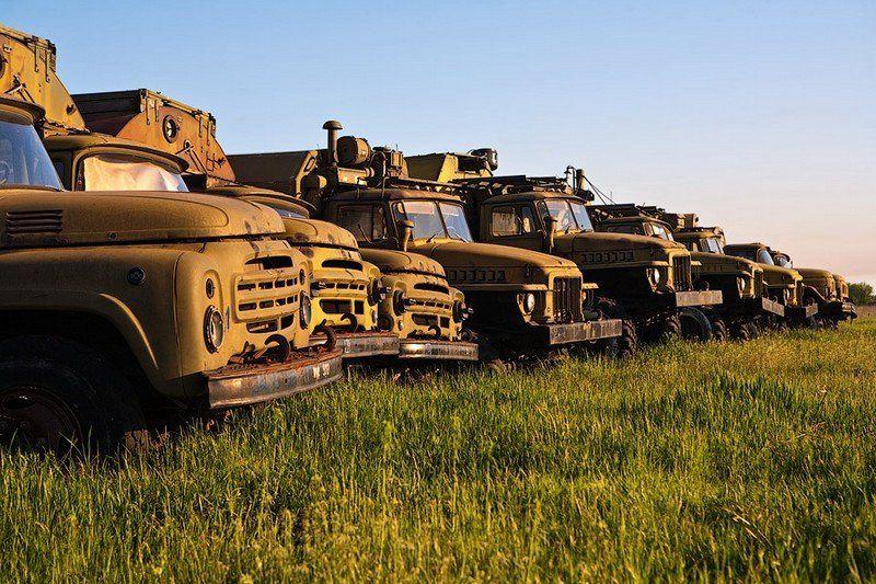 Украина отказалась забирать оставленную вКрыму военную технику