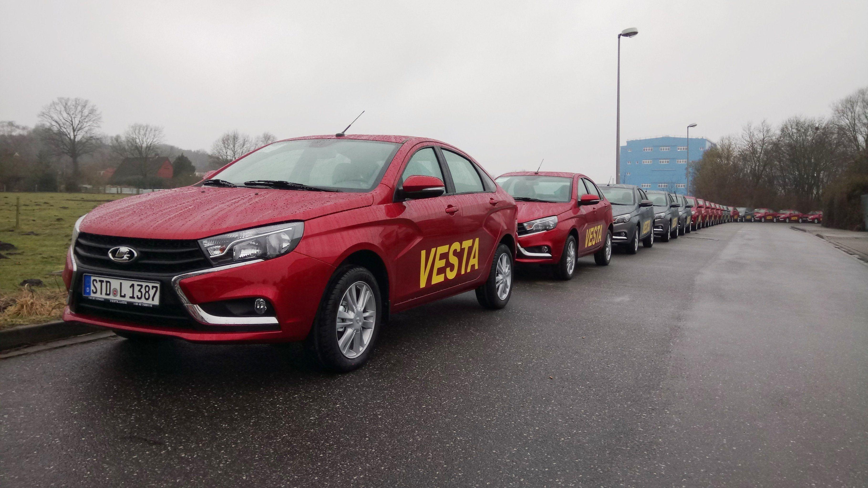 «АвтоВАЗ» частично сократит экспорт вЕвропу