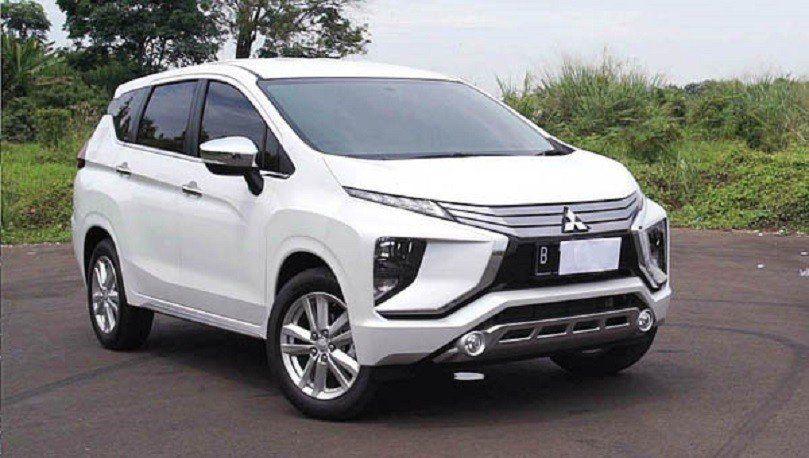 Mitsubishi Xpander выходит на новый рынок