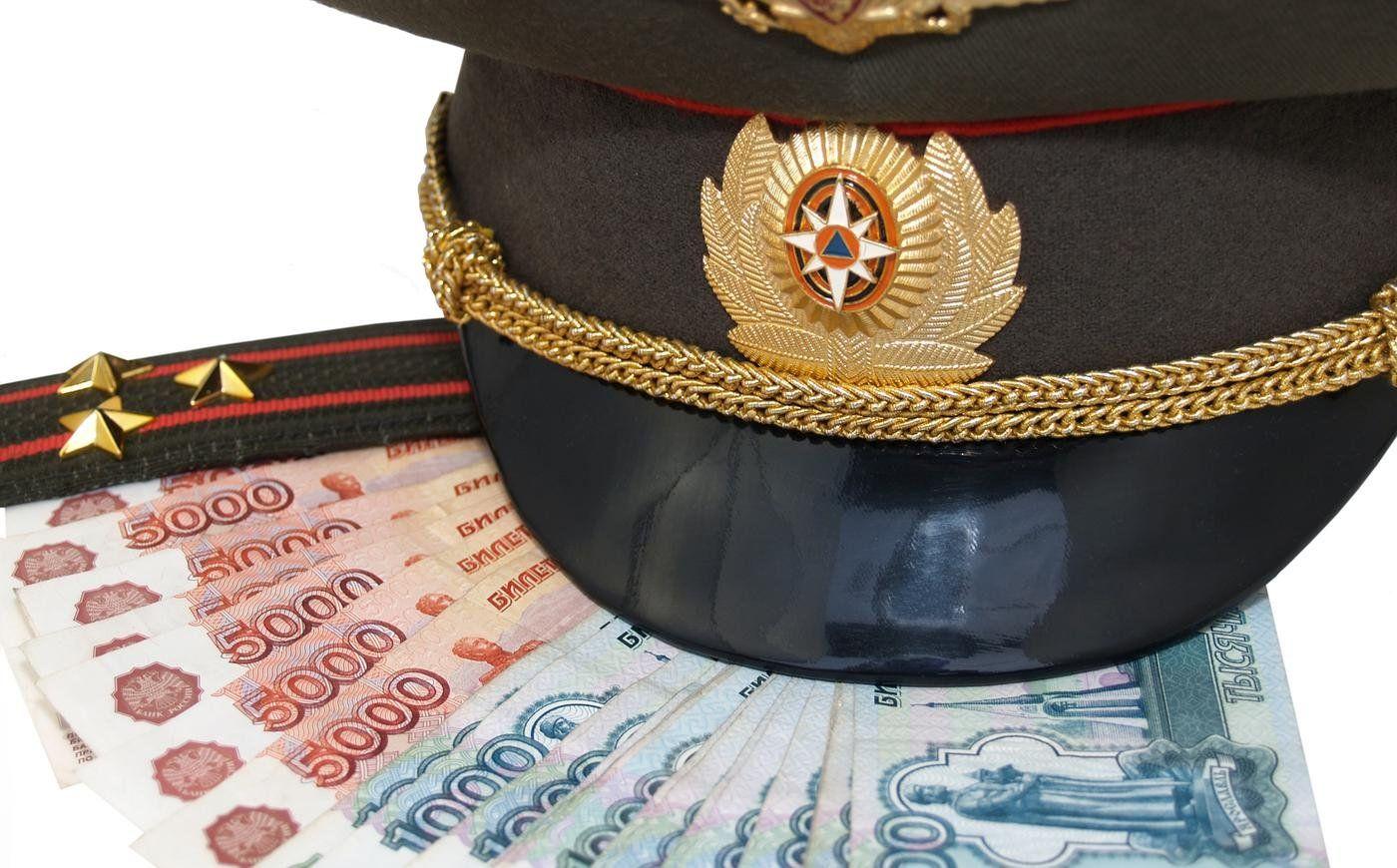 МинобороныРФ начнет оплачивать пособия супругам офицеров иконтрактников