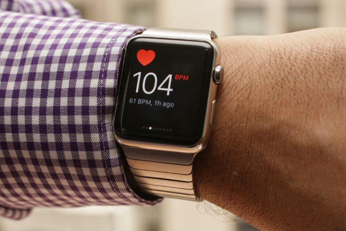 Apple обвинили вкраже технологий при создании Apple Watch