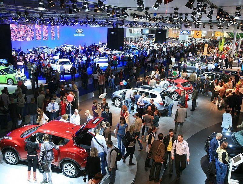Мировые автобренды разочаровались вМосковском автосалоне