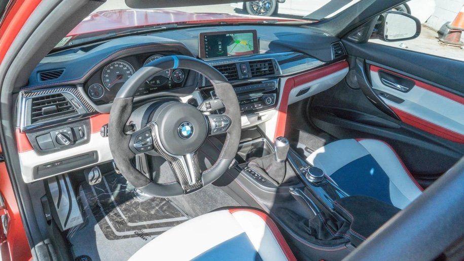 ВСША продают единственный вмире «30-летний» BMW M3