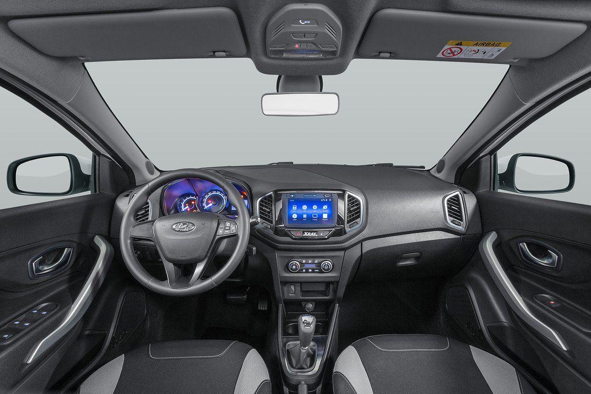 Новейшую  Лада  Xray 4x4 снабдят  французской коробкой передач