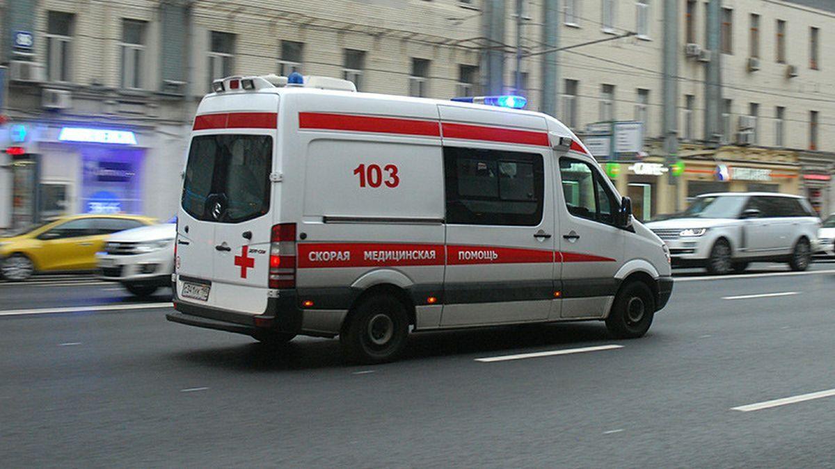 Под Омском автобус с60 пассажирами столкнулся с грузовым автомобилем