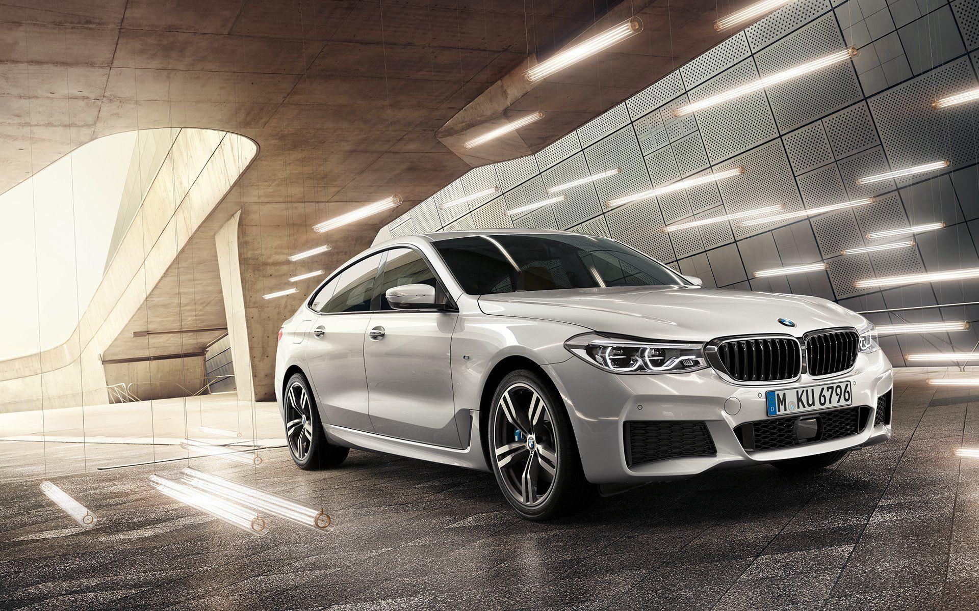 Хэтчбек BMW 6 Series GT получил новый дизель