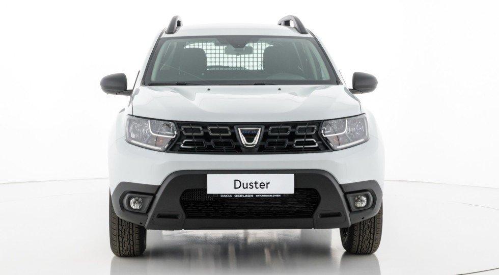 Вседорожный автомобиль Рэно Duster превратили вфургон Duster Fiscal