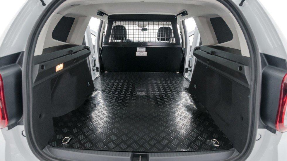 Джип Рэно Duster получил новейшую версию— Fiskal вкузове фургон