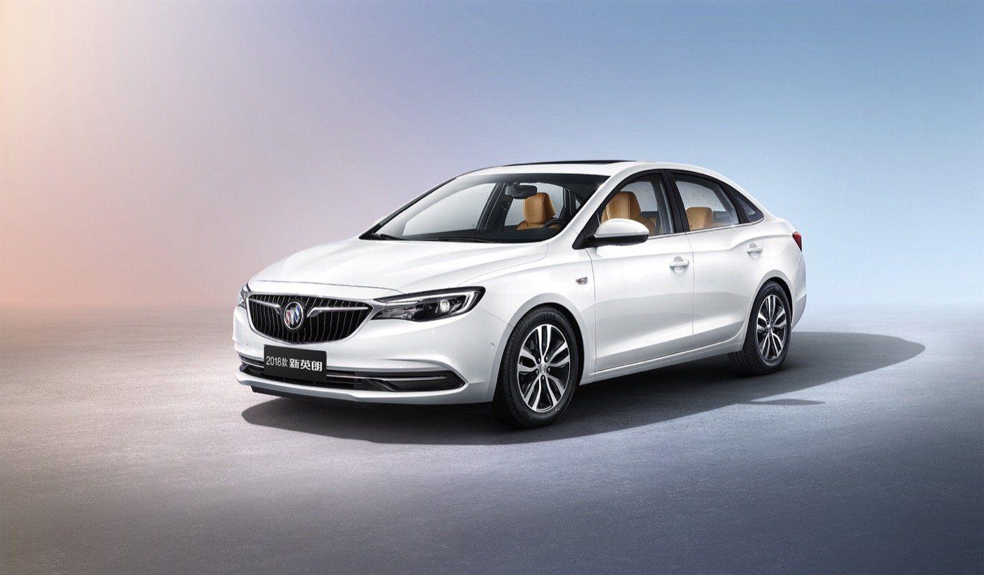 Buick презентовала «убийцу» Kia Rio и Hyundai Solaris