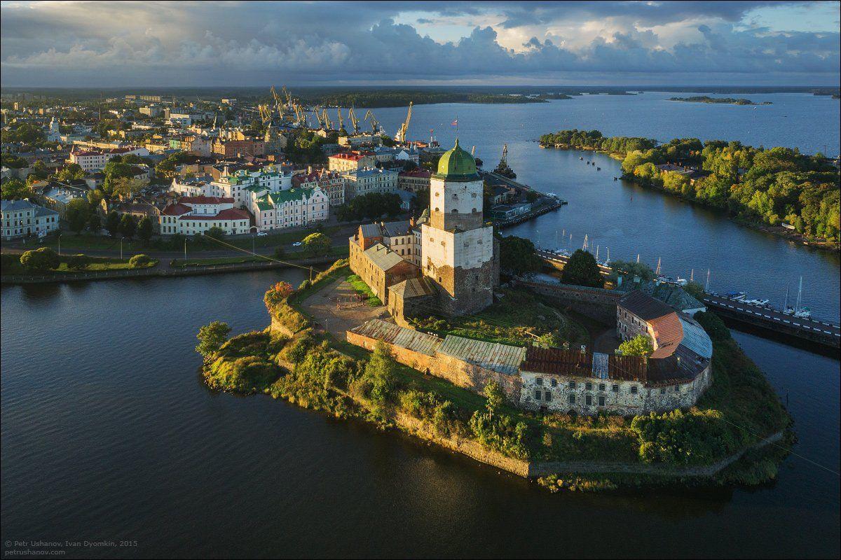 Минкульт займется восстановлением центров исторических городов в предстоящем 2019 году